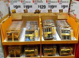 home depot dewalt black friday price drop dewalt holiday bit set deals 2014