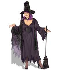 Witch Halloween Costumes Mystic Witch Costume Plus Size Costume Witch Halloween