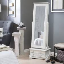 standing mirror jewelry cabinet full length mirror jewellery cabinet nz memsaheb floor standing