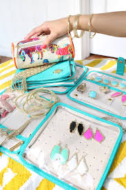 Texas travel jewelry case images Kendra scott jewelry travel cases on haute off the rack jpg