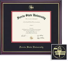 fsu diploma frame diploma frames ferris state bookstore