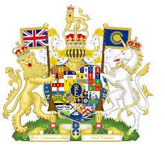 Commonwealth Flags Sam U0027s Flags International Arms Of Elizabeth Ii