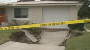 Florida Sinkhole Map by Florida Sinkhole Maps Trace Activity Street By Street