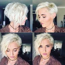 Kurze Bob Frisuren 2017 Hinterkopf by Kurzhaarfrisuren 2016 Hinterkopf Betont Hair Ideas