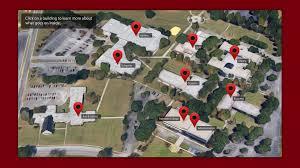 Clemson Campus Map Map2 Jpg