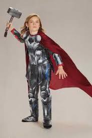 Thor Halloween Costume Kids Marvel Halloween Costumes Chasing Fireflies