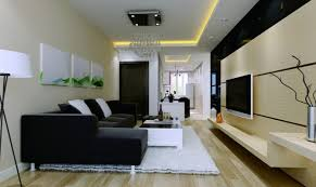 precious native wood house design with cream and white wall native