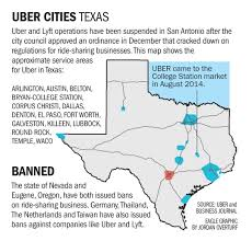 Lubbock Zip Code Map by Bryan And College Station Considering Regulations For Ride Booking