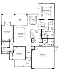 bi level floor plans with attached garage country style house plan 3 beds 2 baths 1555 sq ft plan 938 3