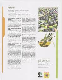chambre agriculture var traitements oléiculture biologique