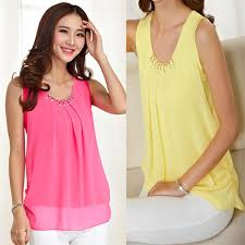 beautiful blouses womens tops fashion 2015 summer beautiful blouse sleeveless