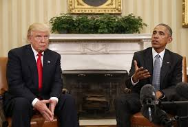 Trumps Oval Office by Obama Says Odds Of Trump Win Were U0027not That Unusual U0027 Chicago Tribune