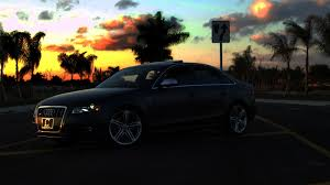 sunset audi my audi s4 on the sunset wallpaper status d