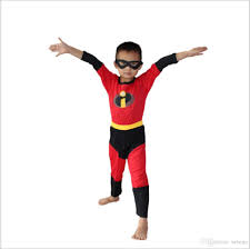 incredibles costume boy the incredibles costume costume for kids play