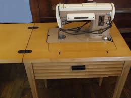 Diy Sewing Desk Sewing Machine Table Building Plans Best Table Decoration