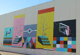 public2015 are murals enough to give perth city a cultural the mural painted by brenton see at the woolworths building in fremantle for public 2015