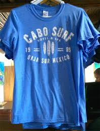 Sofa King Shirt by Mike Doyle Surf School Cabo San Lucas Baja California Sur