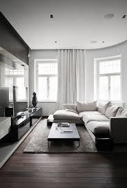 dark wood floor family room home design