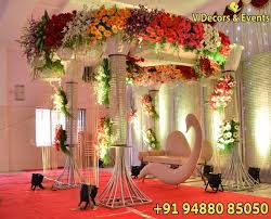 marriage decoration wedding decorations in pondicherry wedding decoration stage