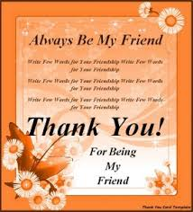 thank you card template excel pdf formats