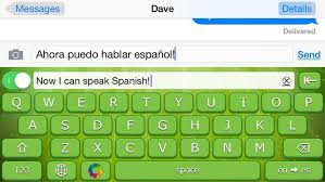 translate text into a different language as you type cnet
