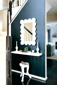 Entrance Tables And Mirrors Foyer Console Table And Mirror Set U2013 Launchwith Me