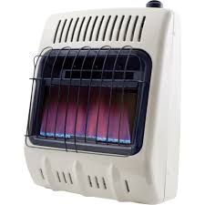 free shipping u2014 mr heater natural gas vent free blue flame wall