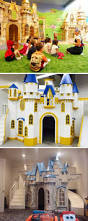 25 Unique Castle Playhouse Ideas On Pinterest Tree House Swing