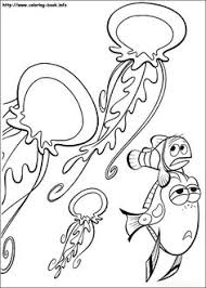 nemo coloring pages print peces nemo 7 finding nemo