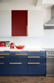 blue kitchen cabinets 75 beautiful contemporary blue kitchen pictures ideas