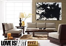 amazon paint by numbers black friday amazon com love is art canvas and paint kit abstract art