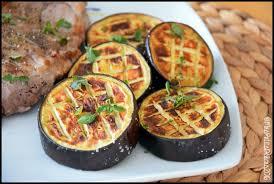 cuisiner les aubergines au four aubergines grillées à l origan mes petits délices