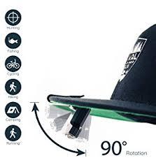 best hat clip light hat light rechargeable led headl best head l clip on