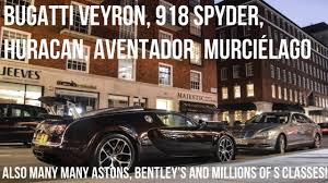 Burgundy Bugatti Veyron Chrome Matte 918 Spider Huracan