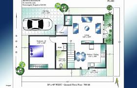 interior layout for south facing plot house plan beautiful for south facing plot with two small plans one