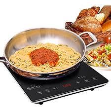 Cheap Induction Cooktops Amazon Com Max Burton 6400 Digital Choice Induction Cooktop 1800