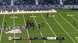 thanksgiving college football games texas tech vs tcu really close game full game ncaa