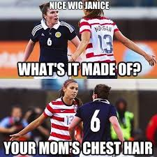 Funny Dissing Memes - dissed by alex morgan soccer players love to quote mean girls