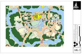 Map Of Animal Kingdom Wdwthemeparks Com News Disney Blue Prints Animal Kingdom