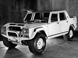 lamborghini lm we look back at how lamborghini came to build its first suv the lm002