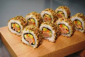 cuisiner sushi uramaki sushi sushi recettes cuisiner et cuisines