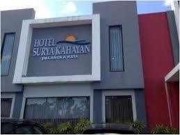 hotel surya kahayan in indonesia asia