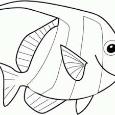 long nosed angel fish coloring coloring sky