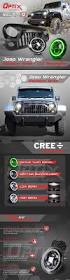 jeep angry headlights car lighting gladiator grille optix led headlight green combo