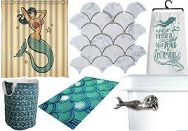 Kids Pirate Bathroom - mermaid decor isn u0027t just for kids the of the sea