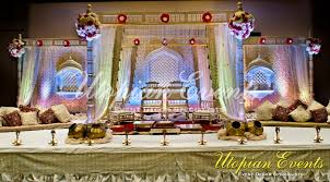 Hindu Wedding Mandap Decorations Indian Wedding Decor Photo Galleries Utopian Events