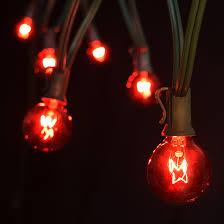 50 globe string lights lights