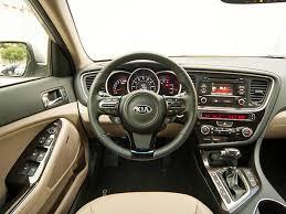 Optima Kia Interior 2014 Kia Optima Ex Lots Of Features Not Lots Of Fun Kelley
