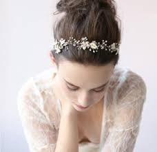 headpieces online rhinestone flower bridesmaid headpieces online rhinestone flower