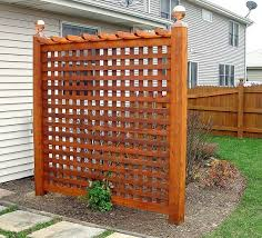 Privacy Fence Ideas For Backyard Best 25 Backyard Privacy Ideas On Pinterest Privacy Trees